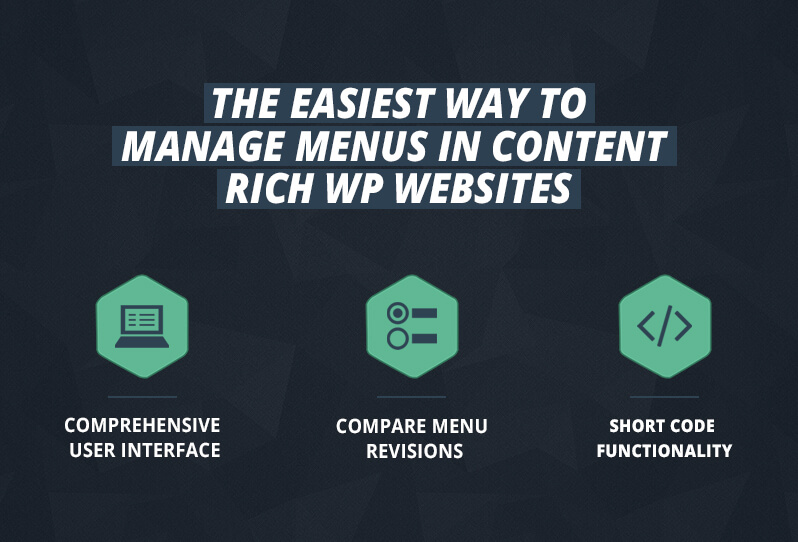 Attention WordPress Developers and WordPress Website Owners This Plugin Will Save You Hours of Efforts to Manage Your Menu