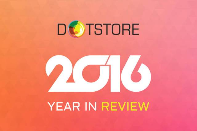 2016: Year in Review – DotStore