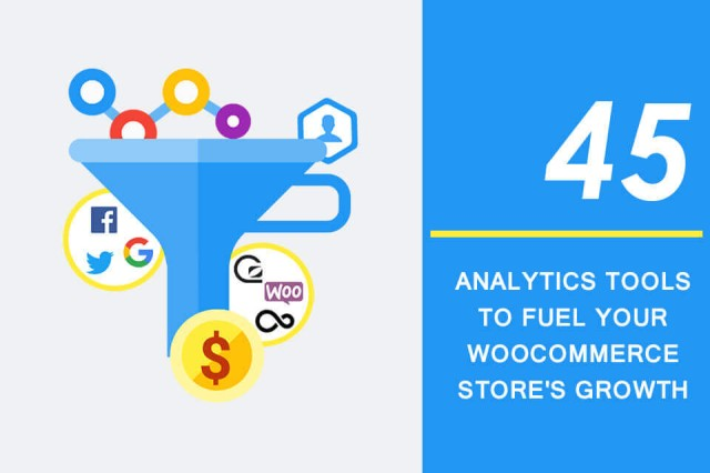 E-commerce Tracking in WooCommerce: 45 tools besides GA to help you make more money