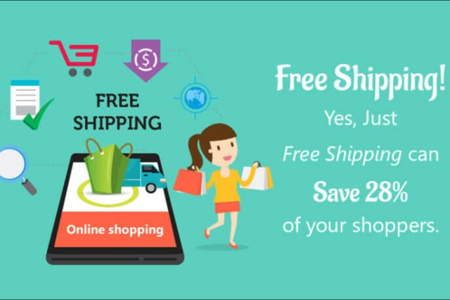 The Sooner The Better. Because Free Shipping Can Save 28% of Your Shoppers