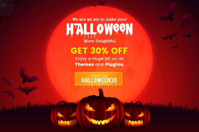 Celebrate Halloween with DOTSTORE