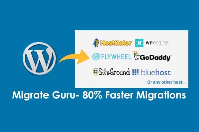 How to migrate WordPress websites with Migrate Guru