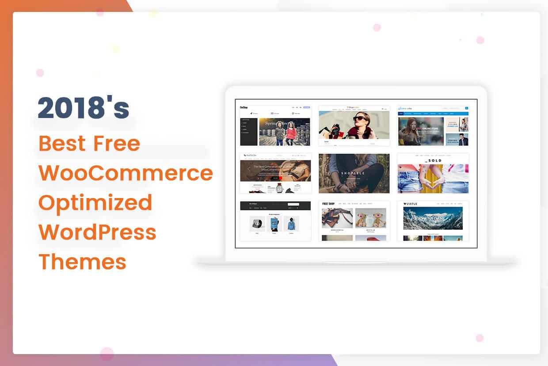 41+ Best Free Ecommerce WordPress Themes 2018