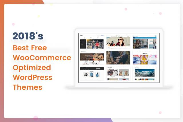 41+ Best Free Ecommerce WordPress Themes 2018