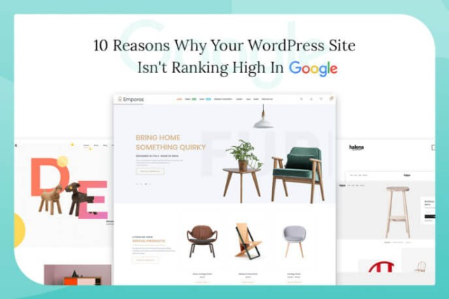 10 Reasons Why Your WordPress Site Isn't Ranking High in Google