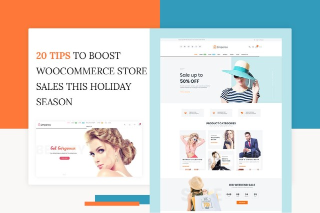 20 Tips to Boost WooCommerce Store Sales This Holiday Season