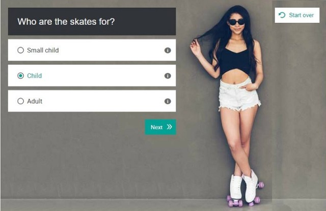 How to create a questionnaire based WooCommerce Product searcher?