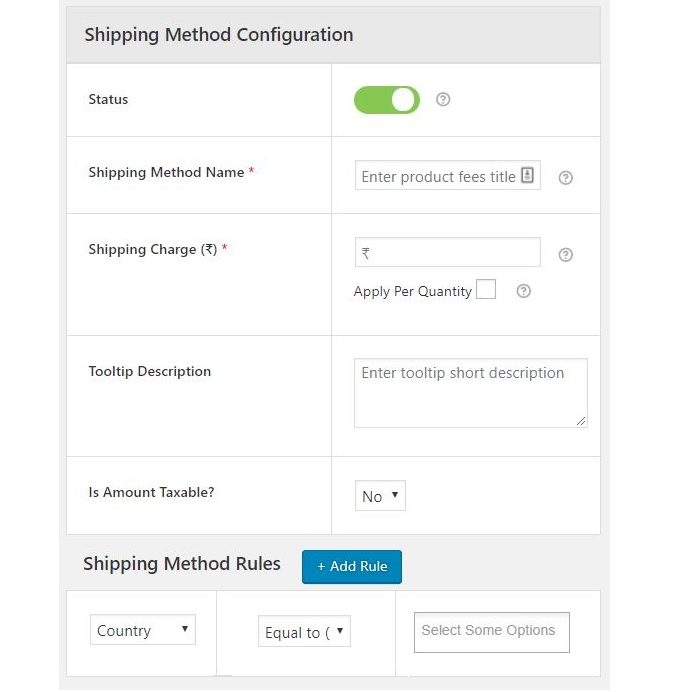 011 WooCommerce Shipping per item in WooCommerce