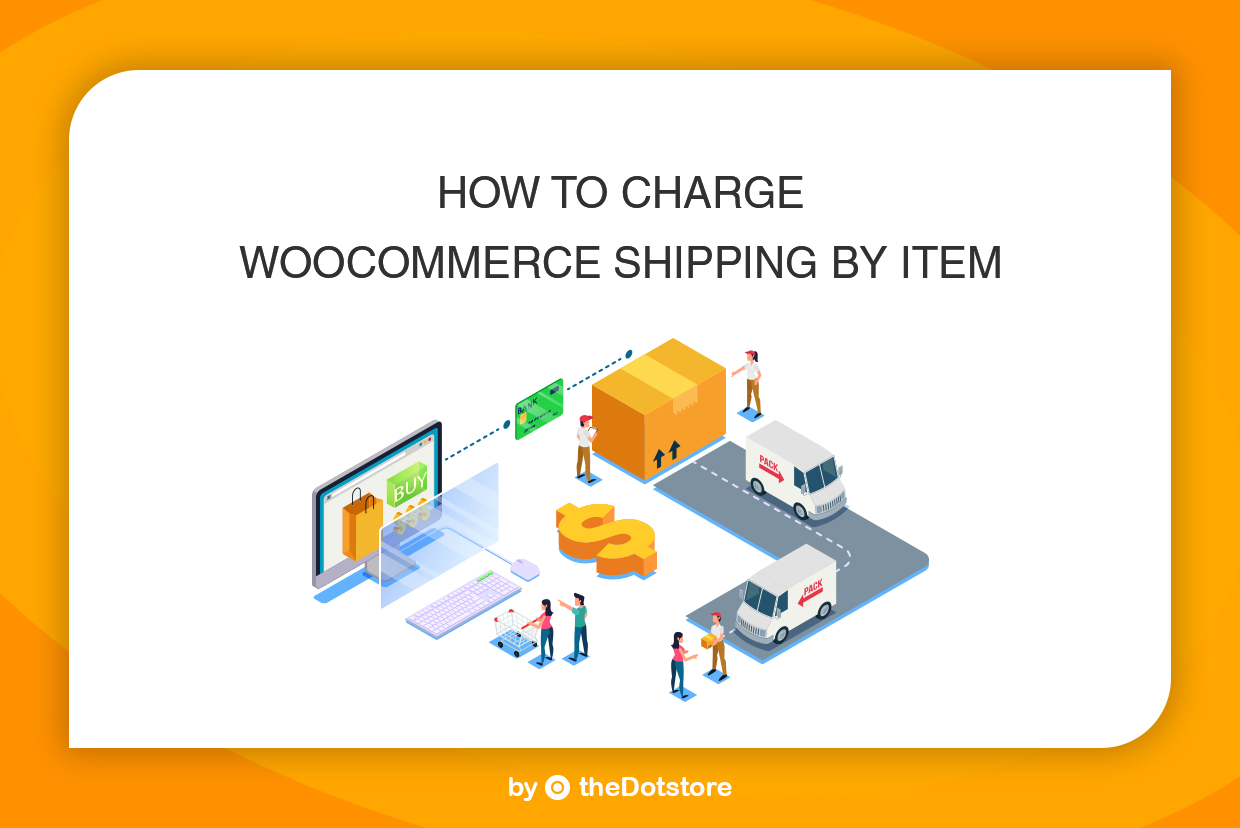How to charge WooCommerce shipping by item