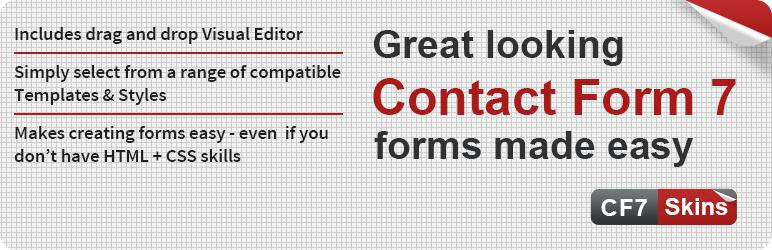 04 Contact Form 7 Skins