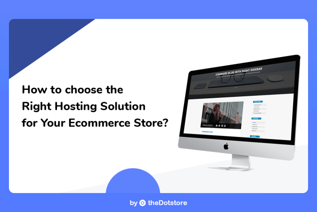 How to Choose the Right Hosting Solution for Your e-Commerce Store?