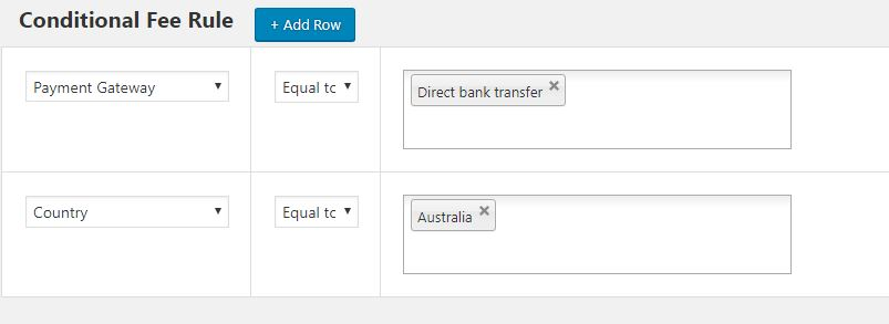Applying Additional Fee When Buyer from Australia Pays through PayPal