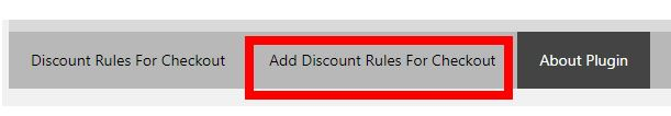 Step 1 - Adding Category based Discount in WooCommerce