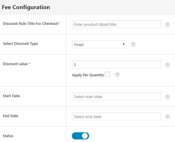 Step 2 - Adding Category based Discount in WooCommerce