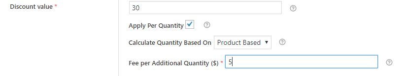 Using Apply Per Quantity Feature with your WooCommerce Shop