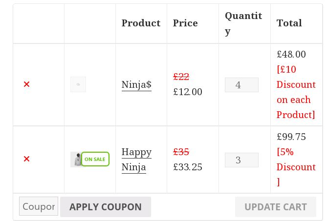 Plugin 7 - WooCommerce Dynamic Pricing and Discounts by RightPress