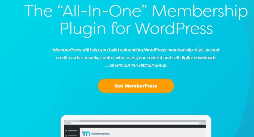 Figure 13 - MemberPress - List of Free WordPress Plugins to Improve Your Site