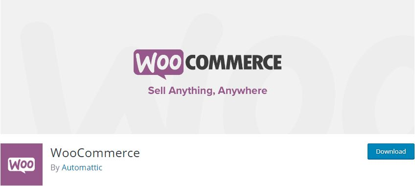 Figure 1 - WooCommerce Plugins - The list of best WP eCommerce Plugins & Shopping Cart Solutions