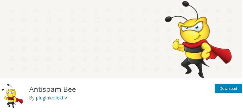 Figure 2 - AntiSpam Bee Plugin - List of Top 6 WordPress Anti-Spam Plugins