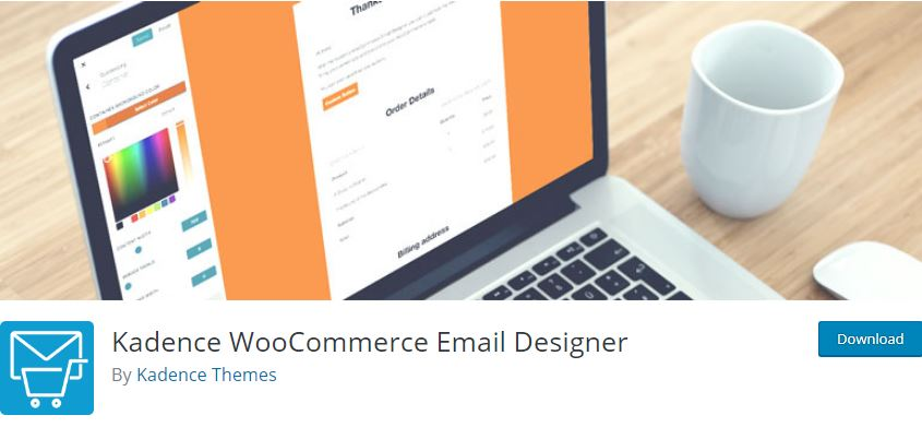 Figure 7 - Kardence – WooCommerce Email Designer - List of 10 Best Email Customizer Plugins (WooCommerce)