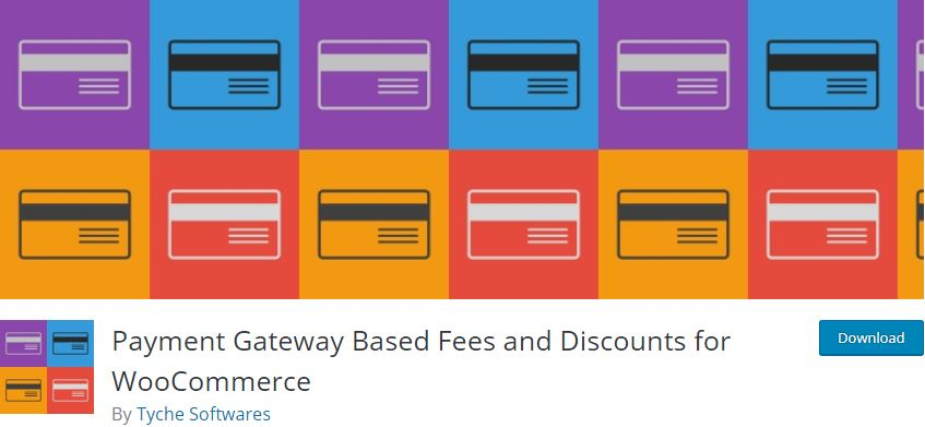 Figure 10‑2 - Top WooCommerce Product Fee Plugins - Payment Gateway-based Fees & Discounts for WooCommerce