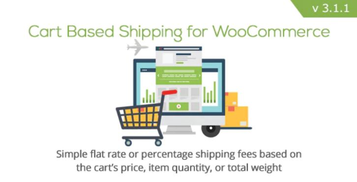 Figure 1‑8 - Top Shipping Plugins - 8 - WooCommerce Cart Based Shipping Plugin
