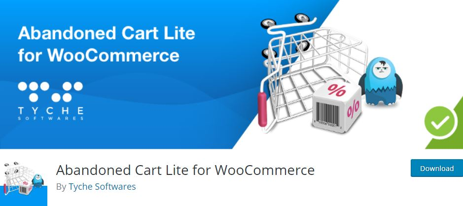 4‑1 - Top Six Cart Abandonment Plugin  - 1 - Abandoned Cart Lite for WooCommerce Plugin