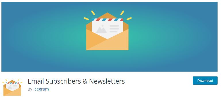 6‑4 - Top 5 Email newsletters WooCommerce Plugins - 4 - Email Subscribers and Newsletter Plugin