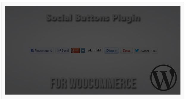 7‑4 - Top 6 Social Media Share Plugin for WooCommerce Store - 4 - Social Buttons for WooCommerce Plugin
