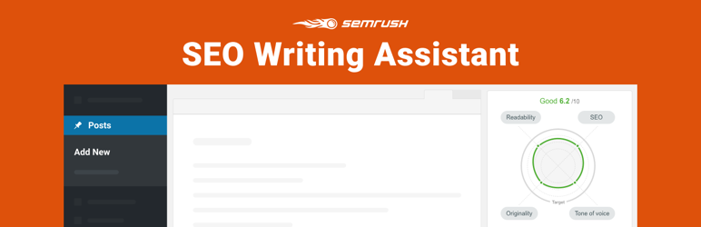 SEMrush SEO Writing Assistant