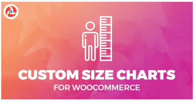 Plugin 8 - Custom Size Chart for WooCommerce - one of Top 15 WooCommerce size guide plugins