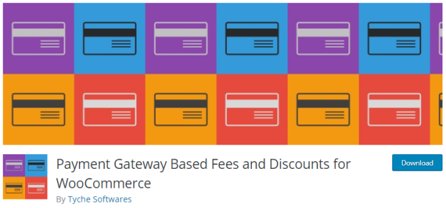 Plugin 7 - Payment Gateway Based Fees and Discounts for WooCommerce - One of the Top 14 WooCommerce Extra Fees Plugins