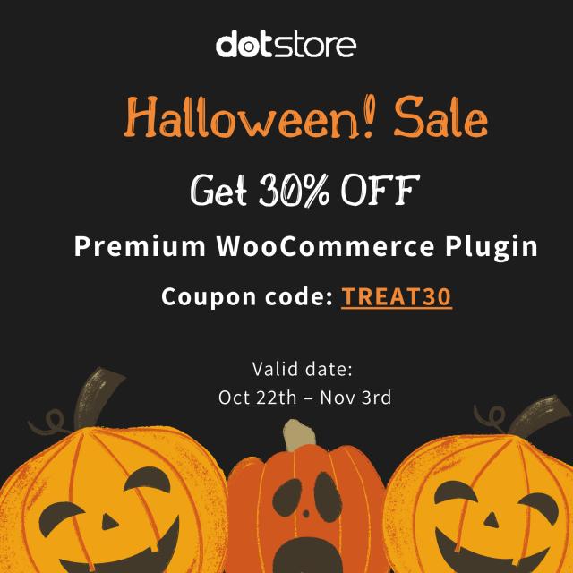 Get 30% OFF on All Premium WooCommerce Plugins