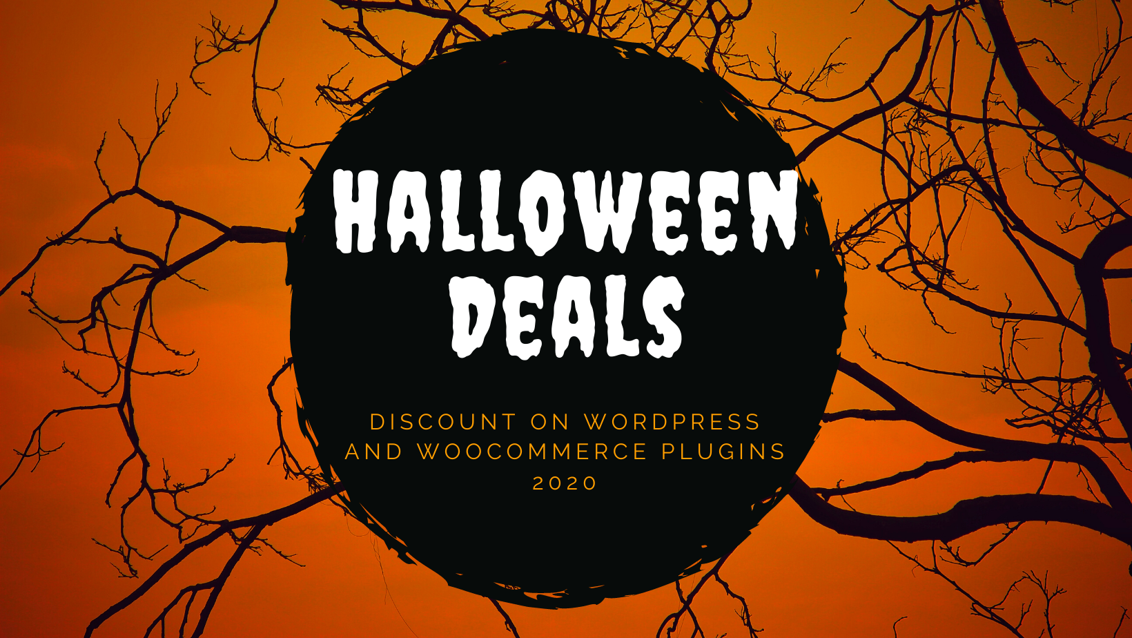 Best Halloween Deals and Discount on WordPress and WooCommerce Plugins 2020