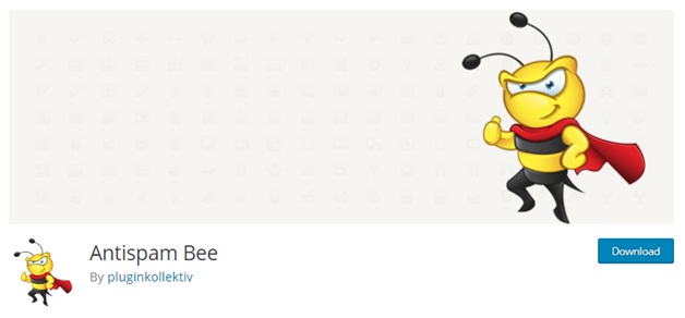 Plugin 2 - Anti-spam Bee - One of the best Antispam Plugins for WordPress websites
