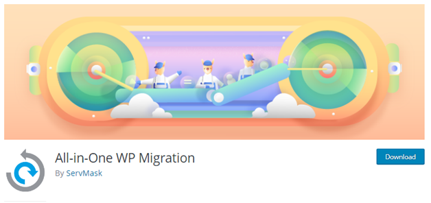 All-In-One WP Migration - One of the most Powerful WordPress Migration Plugins