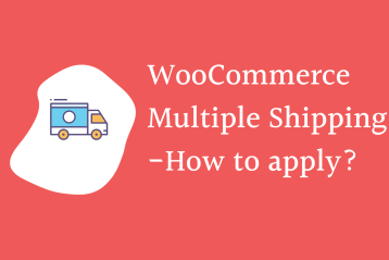 WooCommerce multiple shipping