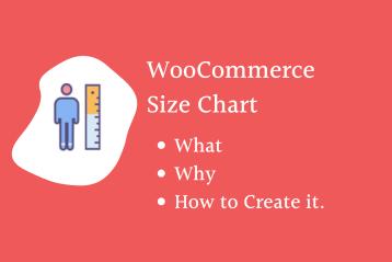 WooCommerce Size Chart
