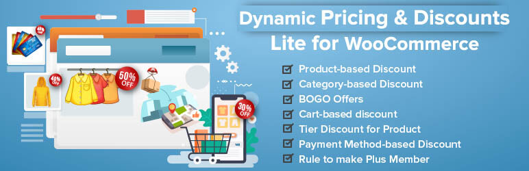 Dynamic Pricing & Discounts Lite for WooCommerce