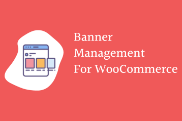 Banner management in WooCommerce
