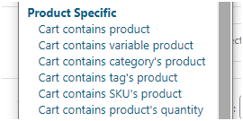 Figure 2: Product-specific free shipping capabilities of Advanced Flat Rate Shipping For WooCommerce Pro Plugin