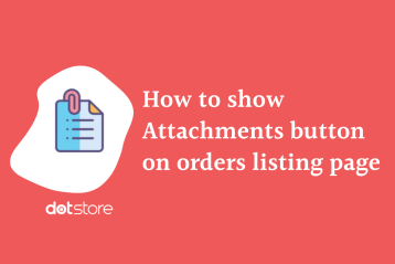 WooCommerce order attachment